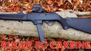 RUGER PC CARBINE 9MM REVIEW