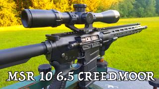 Savage MSR 10 Hunter in 6.5 Creedmoor