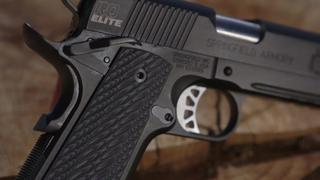 1911 Range Officer Elite Operator Review
