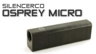 SilencerCo Osprey Micro Overview