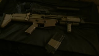 FN SCAR 17S is NOT Airsoft