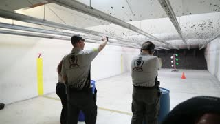 Steel Tree Match at Florida Firearms Academy
