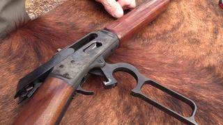 Marlin Model 94 44 magnum  Chapter 2