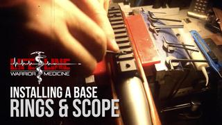 Tactical Teacher - Scope Mounting