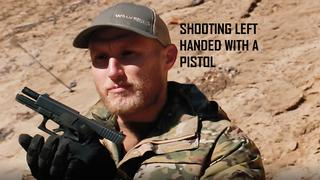 How to Shoot a Pistol Left Handed
