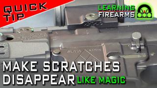 How To Fix Scratches on Your AR15 Quick Tip