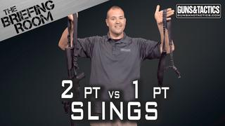 One Point vs Two Point Sling