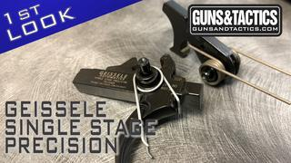 First Look at the  Geissele SSP Single Stage Precision Trigger