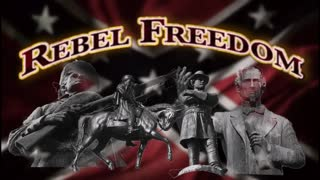 Rebel Freedom with George and the Crickett