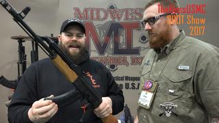 Midwest Industries SHOT Show 2017