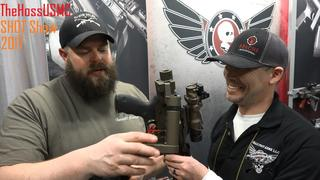 Dead Foot Arms at SHOT Show 2017
