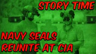 Story Time: Navy SEALs reunite at CIA